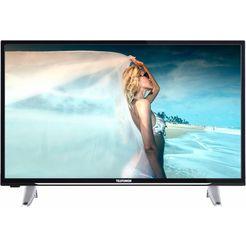 telefunken os-32h100 led-tv (81 cm - (32 inch)), hd schwarz