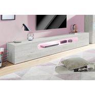 tecnos tv-meubel »real« grijs