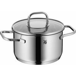 wmf braadpan inspiration inductie (1-delig) zilver