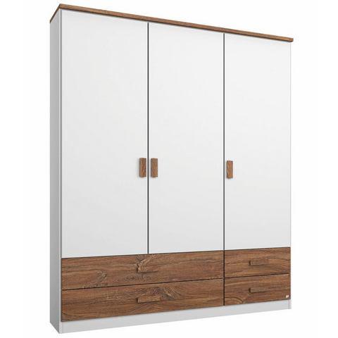 Garderobekast 3-deurs Lyon