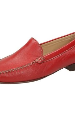 sioux slippers »campina« rood