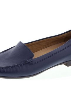sioux mocassin »zilly« blauw
