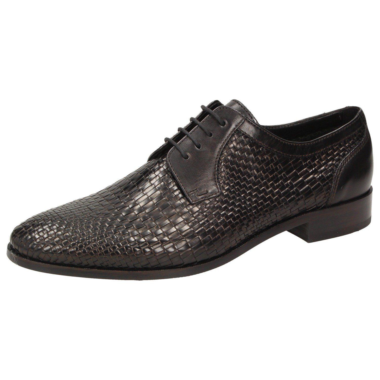 Chaussures En Dentelle Noire Sioux 5tVBnPiKwM