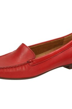 sioux mocassin »zilly« rood
