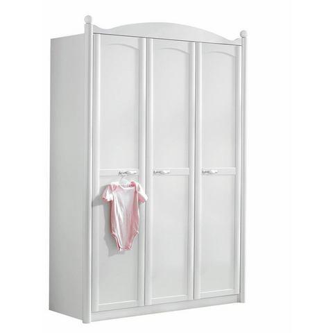 Garderobekast 3-deurs Amalfi