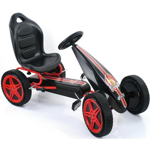 Skelter Hurricane Go Kart Red