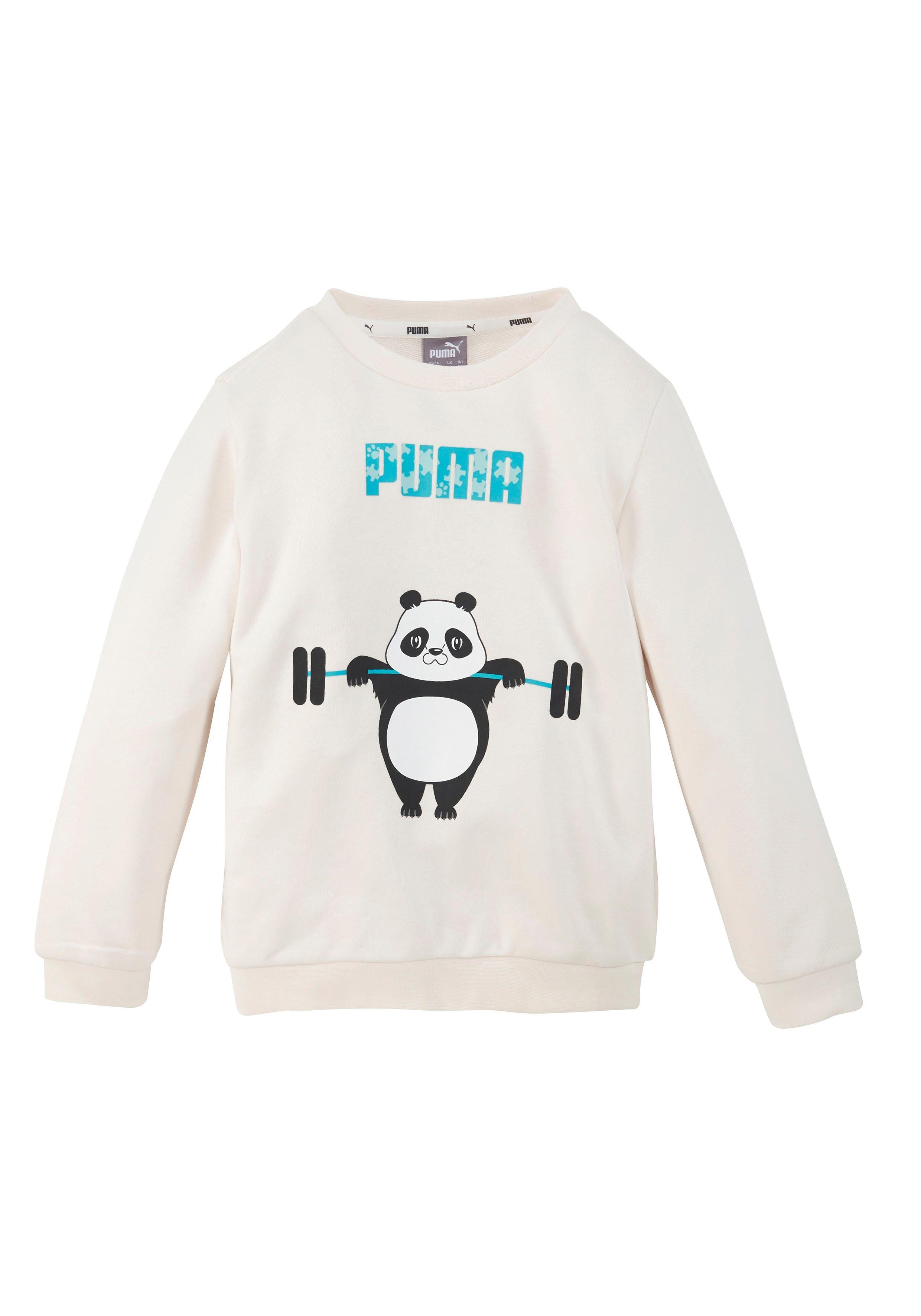 PUMA sweatshirt »Paw Crew« nu online kopen bij OTTO
