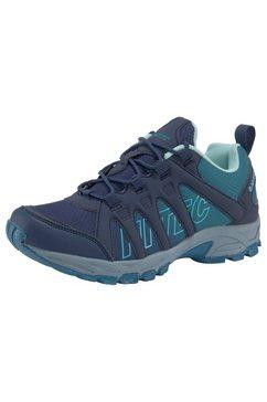 hi-tec wandelschoenen »warrior« blauw