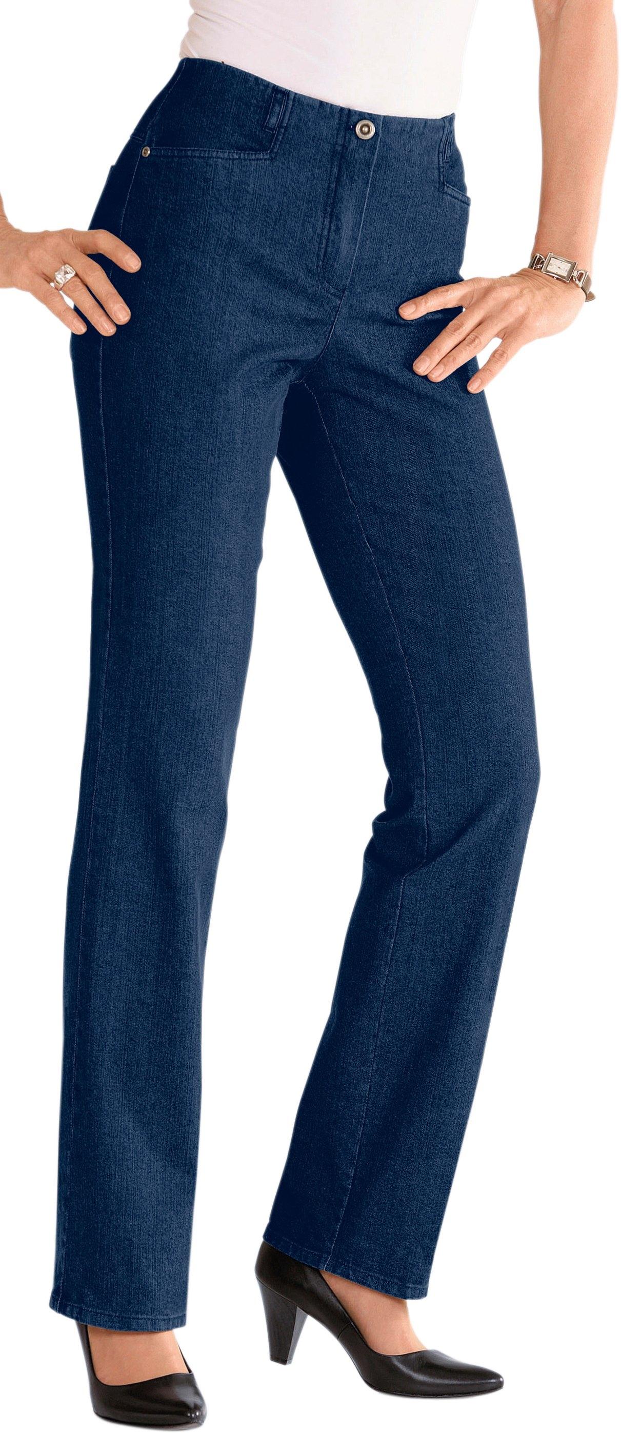 Cosma Jeans met aan de binnenkant elastische band in de webshop van OTTO kopen