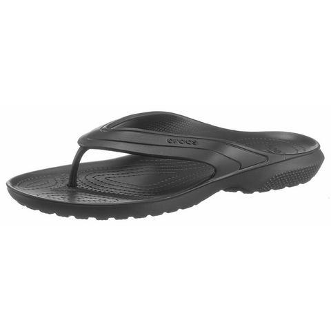Crocs Flip Flops Unisex Black Classic