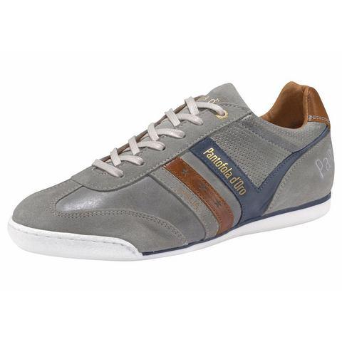 Pantofola d'Oro herensneaker paars en grijs