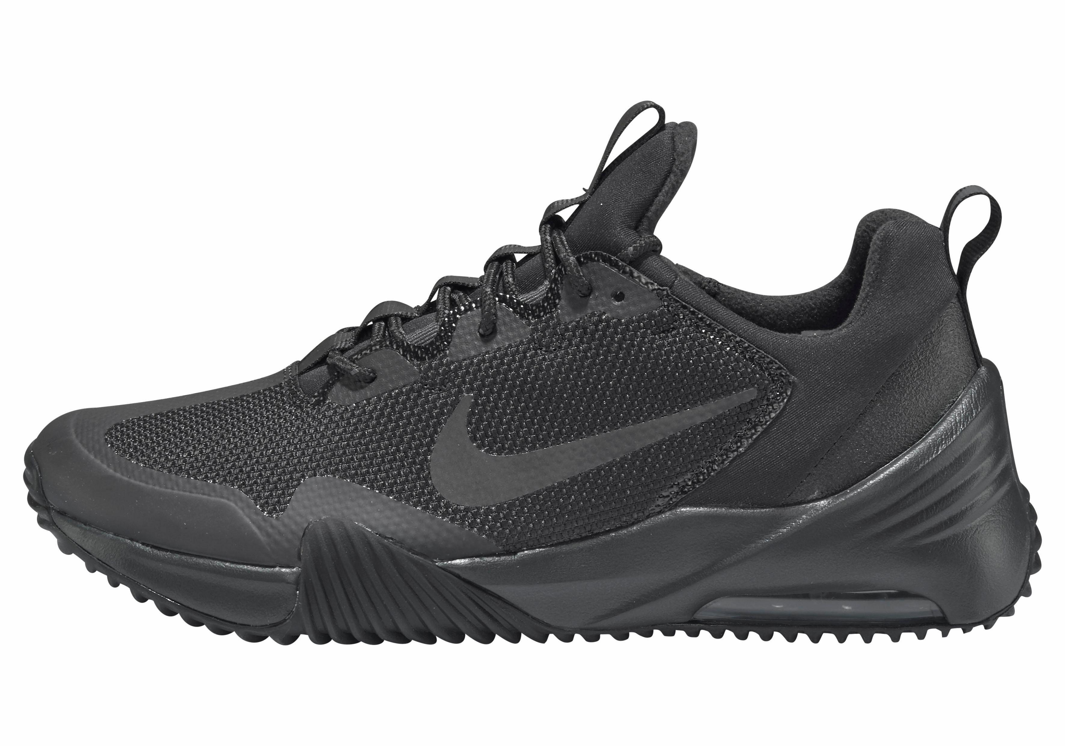 Nike Sneakers Couche Noire Occasionnels « Air Max Grigora ' zmlDIp8Nl