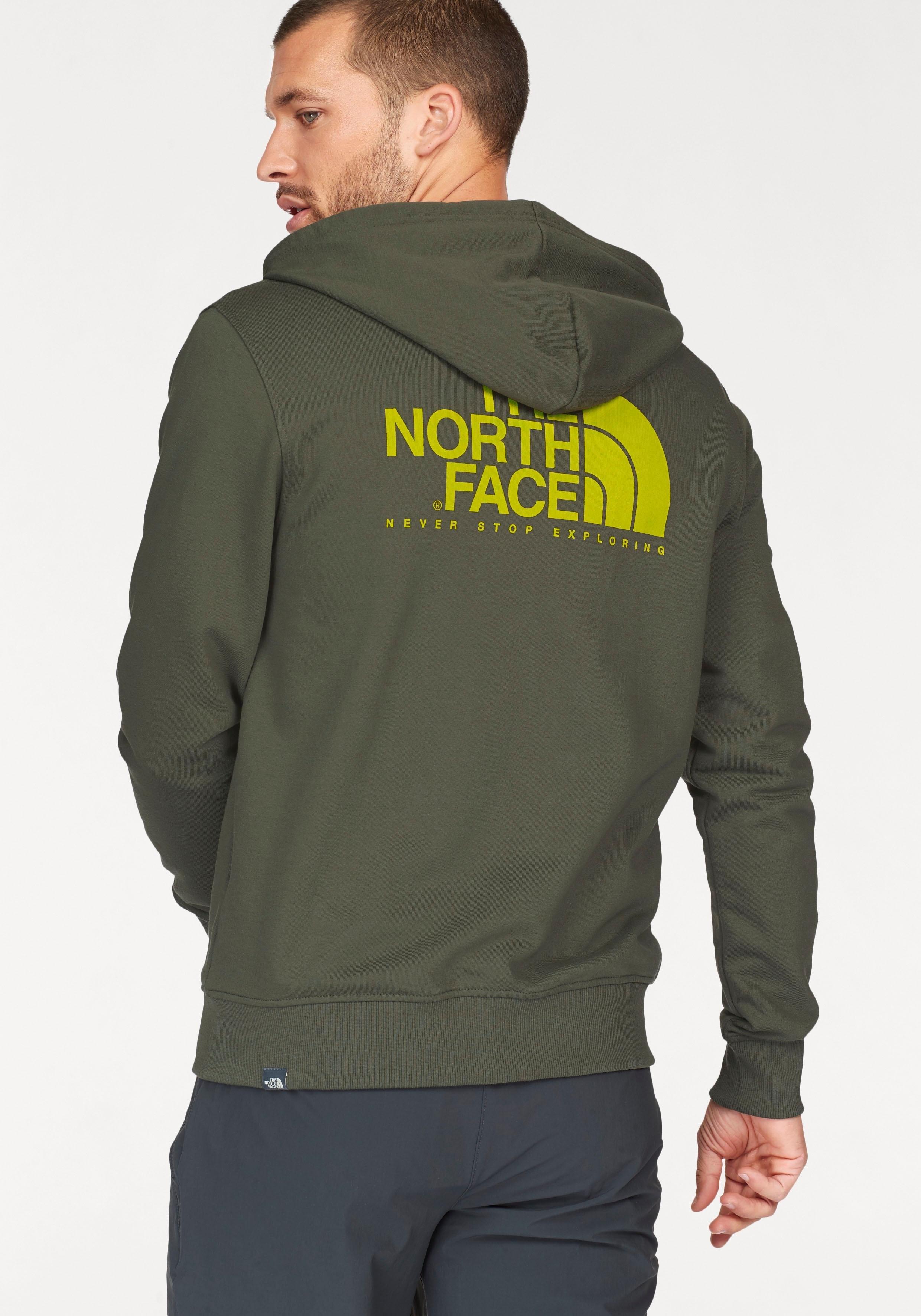 North Face Ii Hoody Bij Bestellen Capuchonsweatvestextent The Logo xBCoWQdeEr
