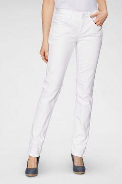 street one slim fit jeans crissi colored denim wit