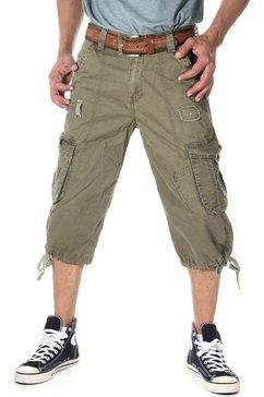 bright jeans 3-4-vintageshort groen