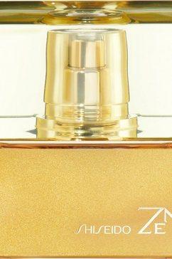 shiseido eau de parfum zen goud