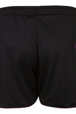 erima 5-cubes short voor dames zwart