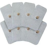 hydas zelfklevende reservepads voor tens-behandeling, rechthoekig wit