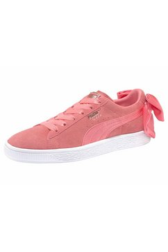puma sneakers »suede bow wn´s« rood