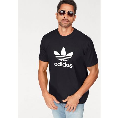 NU 21% KORTING: adidas Originals T-shirt TREFOIL T-SHIRT