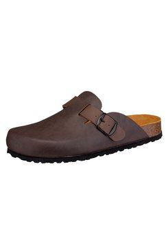 lico slippers bioline clogs blauw