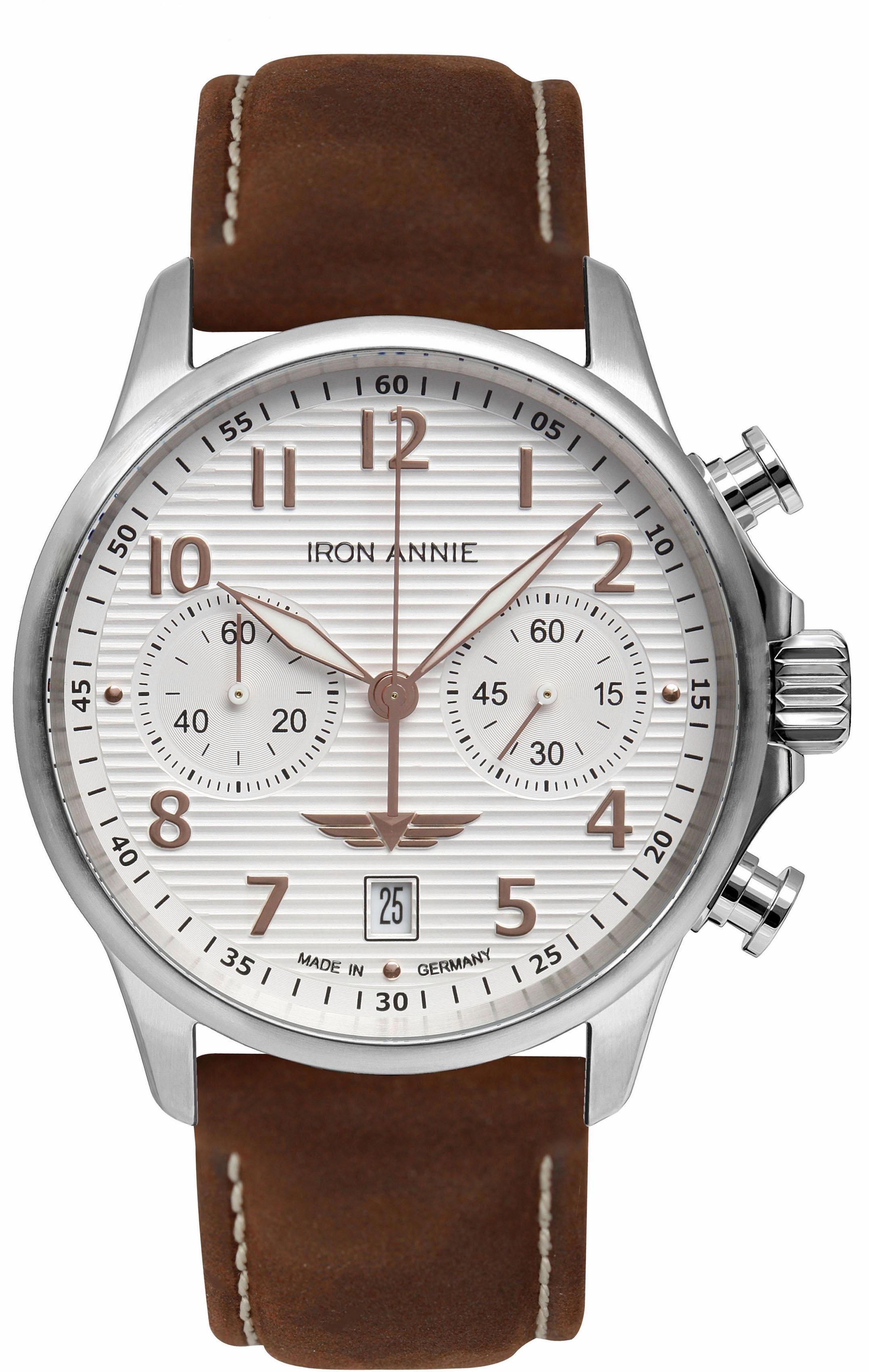 Iron Annie chronograaf »D-AQUI, 58764« nu online bestellen