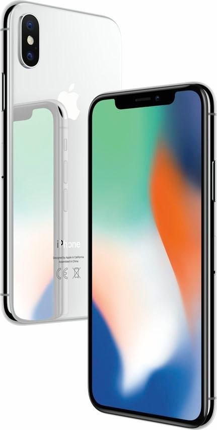 Apple iPhone X 64 GB (14,7 cm / 5,8 inch, 12 MP-camera) online kopen op otto.nl