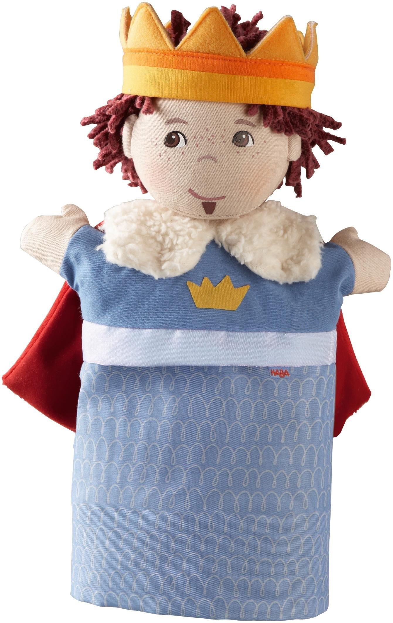 Op zoek naar een HABA handpop 'Prins' (1-delig)? Koop online bij OTTO
