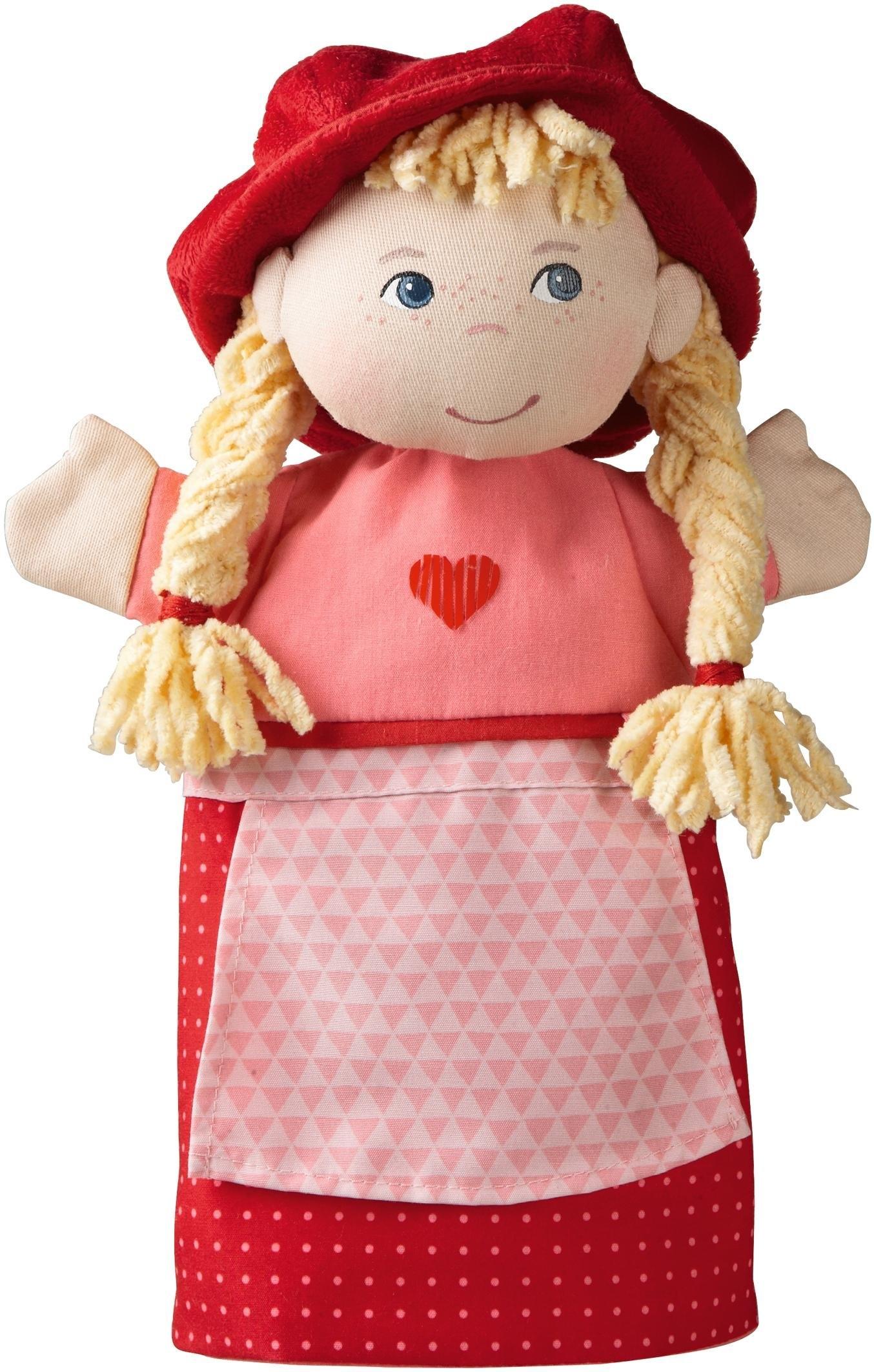 HABA handpop 'Roodkapje' (1-delig) bij OTTO online kopen
