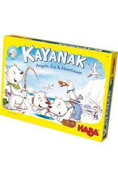 haba kinderspel, »kayanak - angeln, eis und abenteuer« multicolor