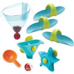 haba knikkerbaan, »badplezier - watertrechter« multicolor