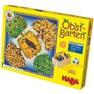 haba dobbelspel 'boomgaard' multicolor