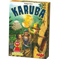 haba spel karuba made in germany multicolor