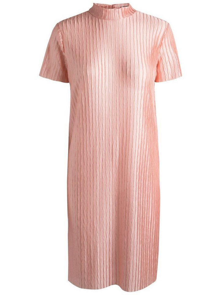 Pieces Korte mouw jurk roze
