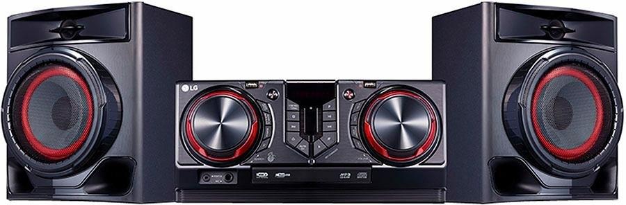 LG CJ44 micro-hifi-set, Juke, Bluetooth, RDS, 2x USB bij OTTO online kopen