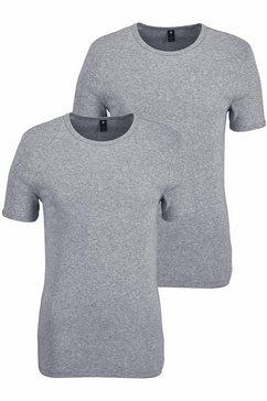 g-star t-shirt (set van 2) grijs