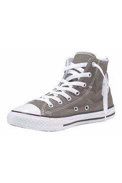 converse kinder-sneakers chuck taylor grijs