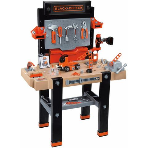 Smoby Smoby Black & Decker werkbank Super Center (360702)