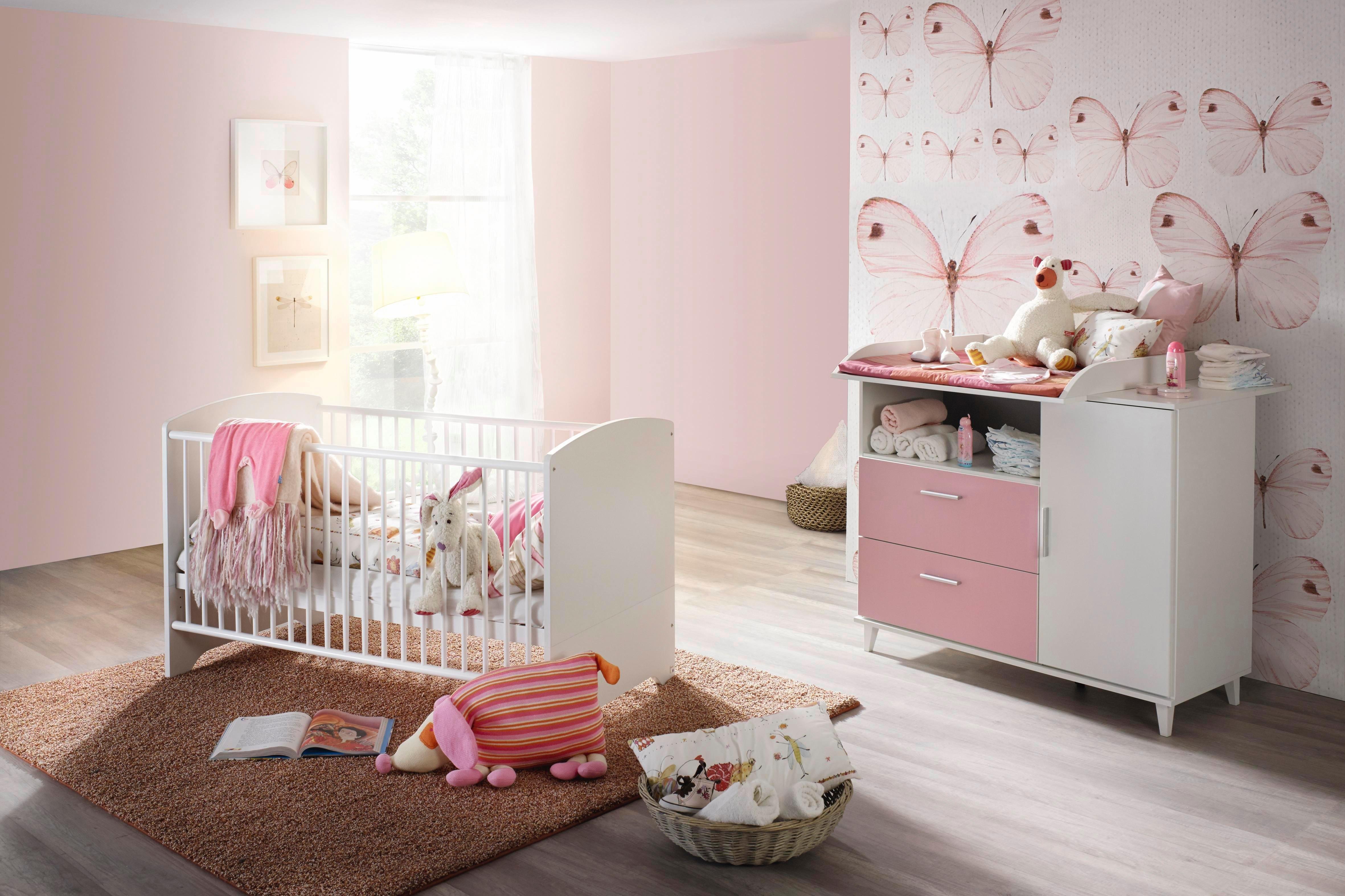 Rauch SELECT babymeubelset Nizza Bed + commode (voordeelset, 2 stuks) online kopen op otto.nl