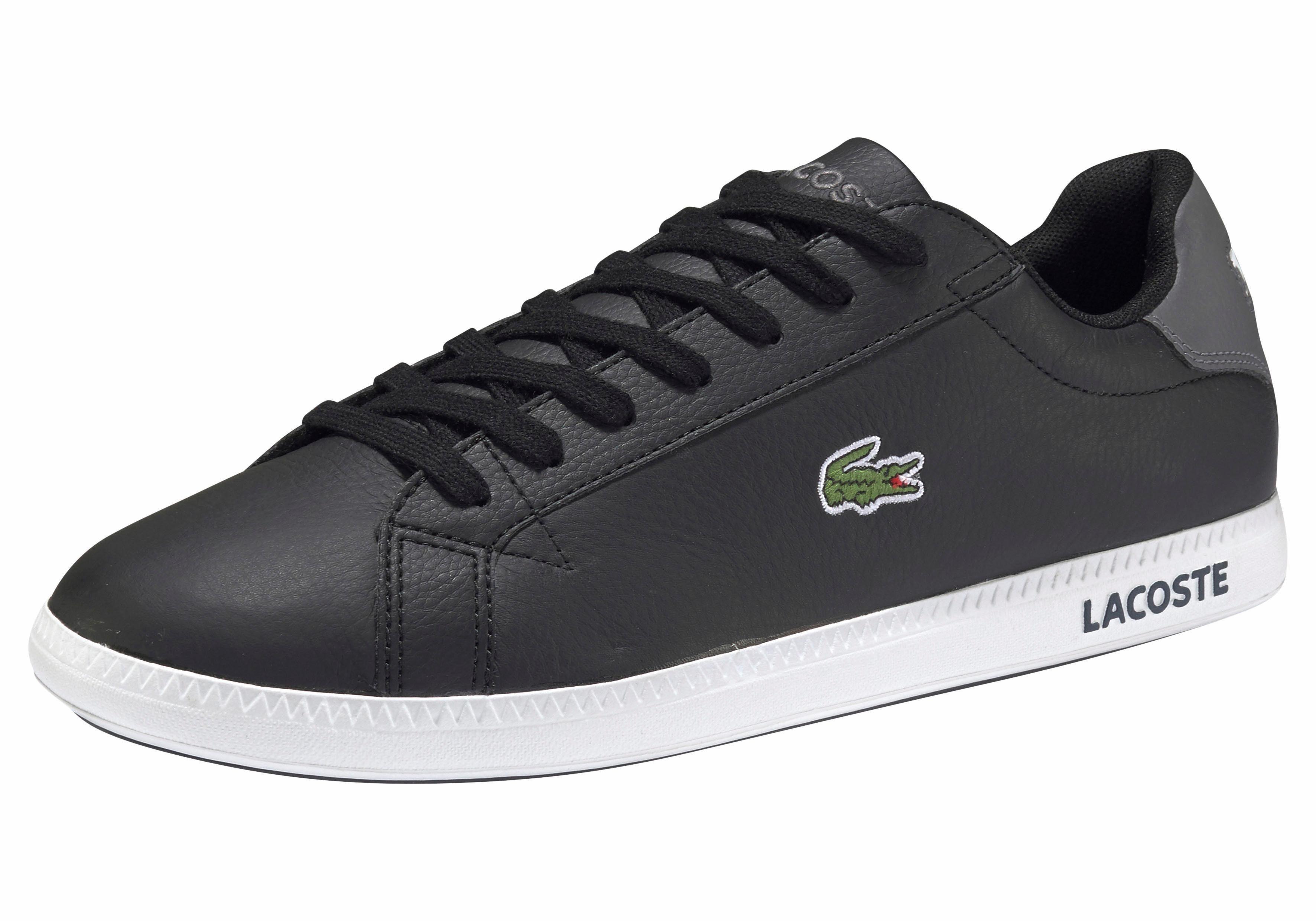 Diplômé De Lacoste Lcr3 118 1 Chaussures Noir gIUmMxv