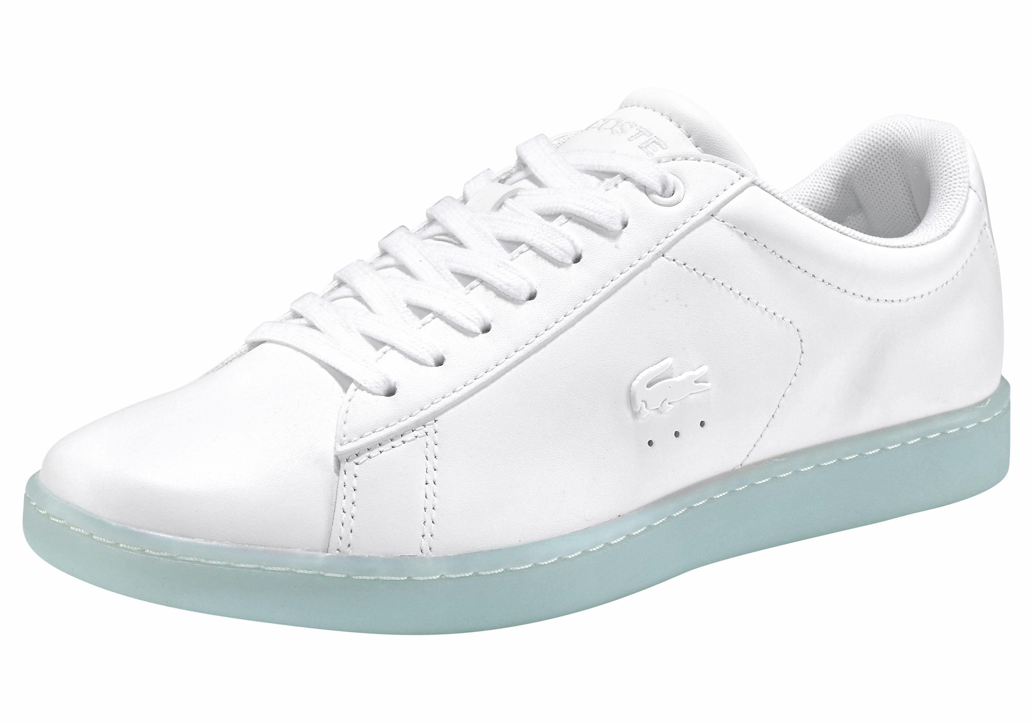 Chaussures De Sport Lage Lacoste Carnaby Evo 118 3 Femmes YfxWT