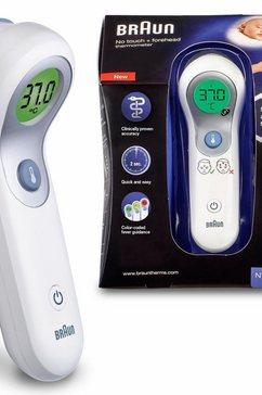 braun koortsthermometer ntf 3000 wit
