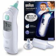 braun koortsthermometer thermoscan 5 irt 6020 wit