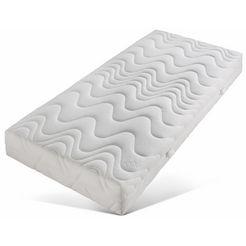 gelschuimmatras »pro gel luxus«, beco, 26 cm dik