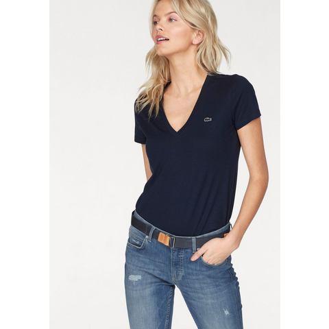 Lacoste NU 15% KORTING: Lacoste shirt met V-hals