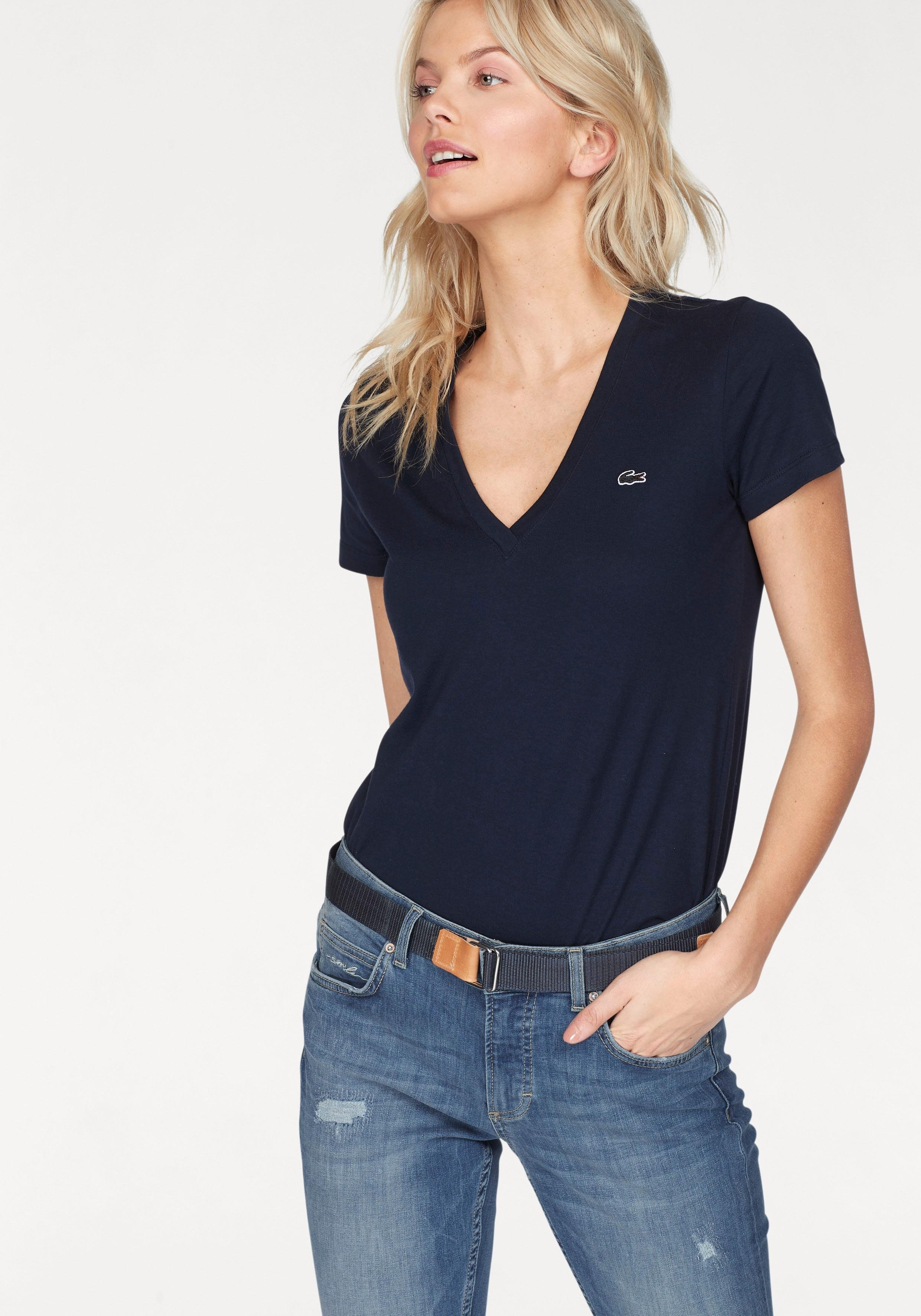 LACOSTE shirt met V-hals bij OTTO online kopen