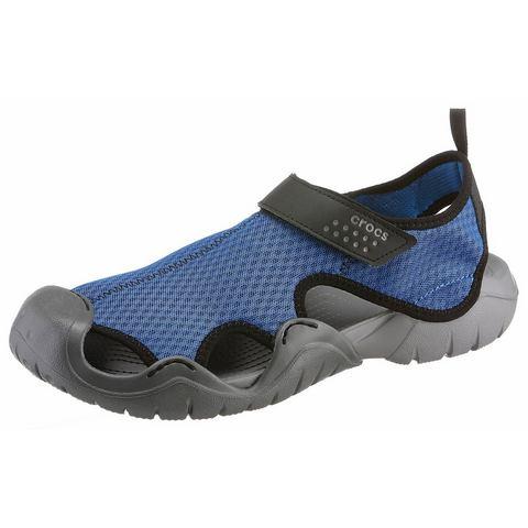 Crocs Instappers Heren Blue Jean-Slate Grey Swiftwater