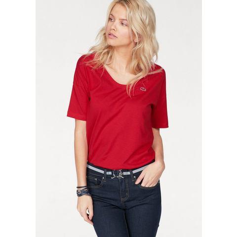 Lacoste NU 15% KORTING: Lacoste shirt met ronde hals