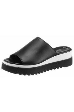 gabor slippers zwart