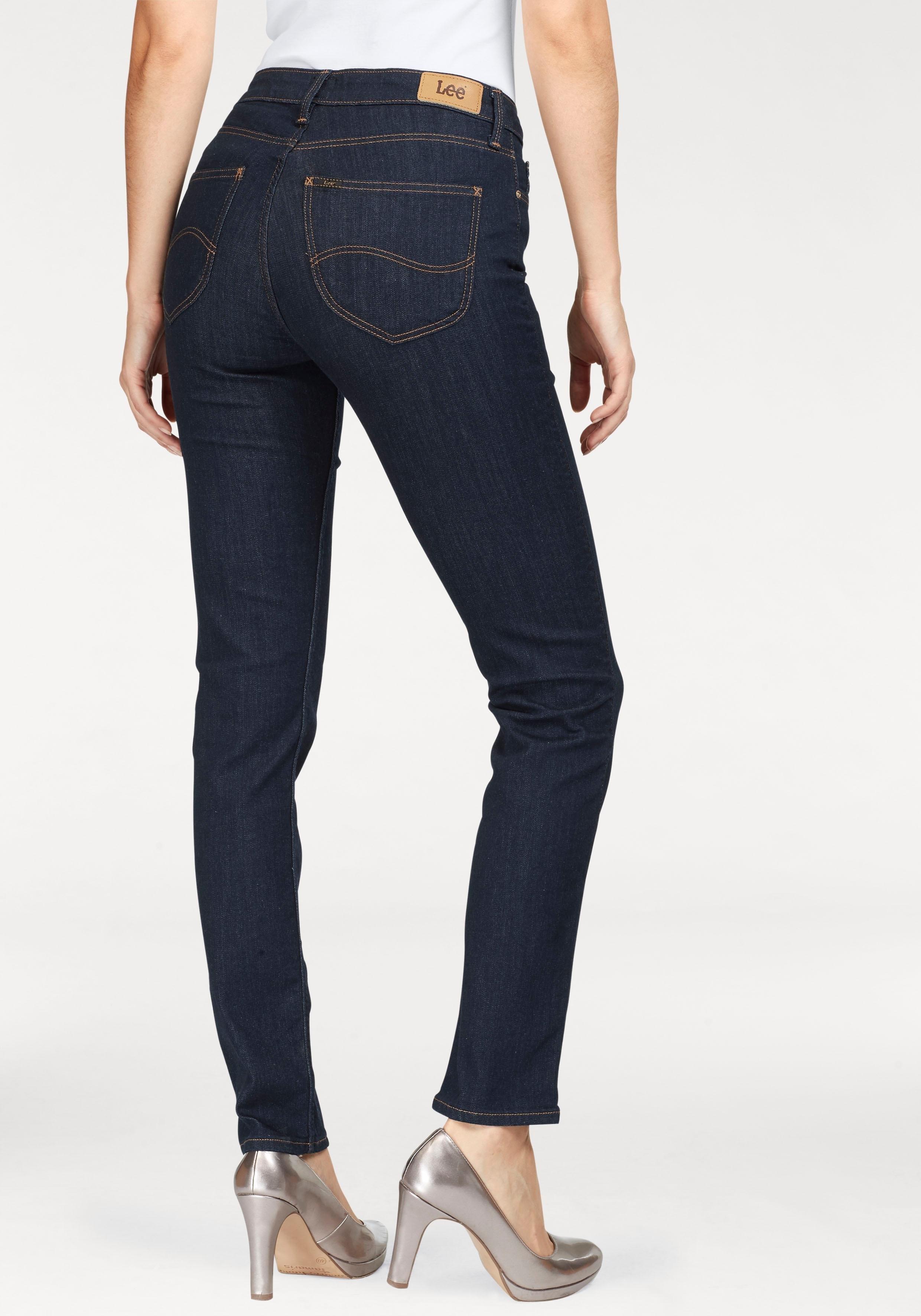 Lee Slim Fit-jeans - gratis ruilen op otto.nl